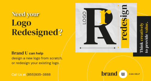 Need Your Logo Redesigned?